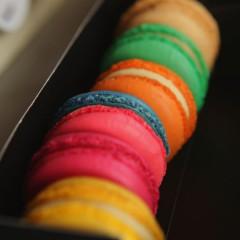 Macarons met minder suiker (VIDEO)